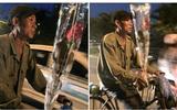 Cộng đồng mạng - Bức ảnh người đàn ông nghèo đi xe đạp mua hoa tặng vợ ngày 20/10 gây sốt mạng