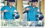 Cộng đồng mạng - Chàng trai bán trà với đôi mắt xanh khiến dân mạng phát 'sốt'
