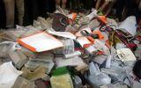 """Thị trường - Hơn 2.000 sản phẩm thời trang hàng hiệu """"nhái"""" bị tiêu hủy"""