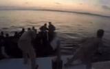 Italy: Cứu 1.400 người di cư ngoài khơi biển Libya