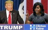 Donald Trump lần đầu công khai chỉ trích Michelle Obama