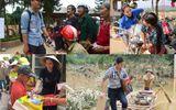 Tin tức giải trí nổi bật tuần qua: Sao Việt chung tay giúp đỡ miền Trung