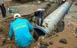 TP HCM: Vỡ đường ống khi thi công tuyến metro, hàng ngàn hộ dân bị mất nước