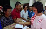 Thêm 100 suất quà đến với người dân vùng tâm lũ Quảng Bình
