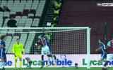 Video bàn thắng: West Ham 2-1 Chelsea (Vòng 4 Cúp liên đoàn Anh)