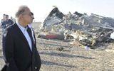 Ai Cập tưởng niệm 1 năm vụ máy bay Nga rơi làm 224 người chết