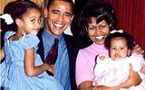 Obama: Vẹn toàn trong vai trò nhà lãnh đạo và người đàn ông của gia đình