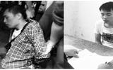 Tạm giữ tên cướp dùng dao khống chế cháu bé 6 tuổi để tống tiền