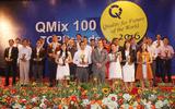 """Oriflame được trao chứng nhận chỉ số năng lực cạnh tranh """"TOP Brands 2016"""""""