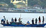 Đắm tàu tại Indonesia, ít nhất 20 lao động di cư thiệt mạng