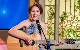 Á hậu Thùy Dung lần đầu thể hiện tài ca hát trên truyền hình