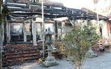 Quận Tây Hồ thông tin về vụ cháy nhà Tổ tại chùa Tĩnh Lâu