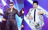 """Noo Phước Thịnh """"đốt cháy"""" sân khấu, Cao Thái Sơn vừa bịt mắt vừa hát"""