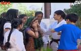 Cô dâu 8 tuổi phần 12 tập 19: Anandi bị con gái cầm gậy đánh