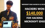 Siêu Hacker kiếm 3,1 tỷ đồng trong 18 giây