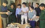 Bắt một phụ nữ Thanh Hóa mang gần 1.500 thỏi thuốc nổ đi bán