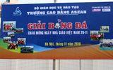 Trường CĐ ASEAN rộn ràng tổ chức giải bóng đá dành cho sinh viên