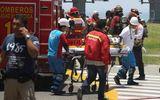 Cháy trung tâm thương mại tại Peru, 5 người thiệt mạng