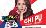 Dàn sao Việt chuẩn bị đến Hàn Quốc tham gia WebTV Asia adwwards 2016