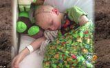 Cuộc sống mới của cậu bé 7 tuổi được cấy ghép hộp sọ 3D nhân tạo
