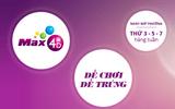 Các bước tham gia dự thưởng xổ số tự chọn Max 4D mới nhất của Vietlott