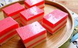 Bánh thạch dừa – món tráng miệng dành cho lễ hội