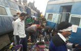 Số người chết trong tai nạn tàu hỏa ở Ấn Độ lên đến 120 người