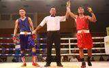 Nhà vô địch gặp phải ca khó trong trận chung kết boxing