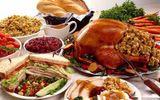 Thực đơn bữa ăn trong ngày lễ Tạ Ơn sẽ khiến nhiều người bất ngờ
