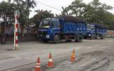 Phạt hơn 150 triệu đồng với 2 xe tải chở than vượt 600% trọng tải