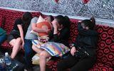 Đột kích nhà hàng KTV, phát hiện hàng chục thanh niên đang phê ma túy