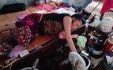 Người đàn bà bại liệt một mình chống chọi với bệnh tật suốt 23 năm