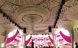 Những hình ảnh đầu tiên về đám cưới xa hoa của MC thời tiết Mai Ngọc