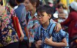 100.000 học sinh tiểu học học thêm văn hóa ngoài giờ chính khóa