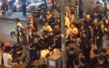 Hà Nội: Truy tìm 2 nhóm thanh niên ẩu đả trên phố đi bộ