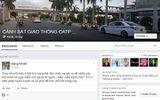 CSGT Đà Nẵng lập Facebook tiếp nhận thông tin phản ánh của dân