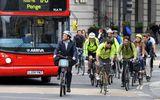 London chi tiền xây đường dành riêng cho xe đạp