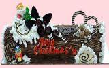 Bí mật về nguồn gốc bánh Buche Noel trong lễ Giáng Sinh