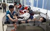 Hàng chục công nhân nhập viện nghi ngộ độc thực phẩm ở TP.HCM