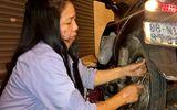 Cuộc truy tìm bất thành kẻ tạt ca axit vào người phụ nữ vá xe ở Sài Gòn