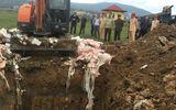 Hà Tĩnh: Phát hiện gần 1,5 tấn thực phẩm bẩn bốc mùi hôi thối