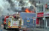 Trận hỏa hoạn thiêu rụi khu chợ người Việt ở Australia