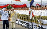 Người dân Malaysia chào đón vị vua mới