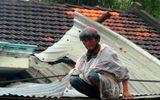 Phú Yên: Hơn 20 căn nhà bị lốc xoáy thổi bay mái