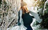 3 mẹo giữ ấm cho bà bầu mùa đông hữu ích