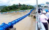 Ống dẫn nước bị lũ cuốn, 20.000 hộ dân ở Nha Trang thiếu nước sinh hoạt