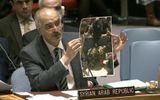 Truyền thông Mỹ cáo buộc Syria gửi 'tin giả' tới Liên hợp quốc