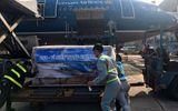 30 tấn lương khô cứu trợ được máy bay vận chuyển vào miền Trung