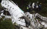 Cầu thủ Brazil sống sót trong vụ rơi máy bay Colombia nhờ đổi chỗ ngồi