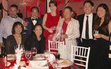 Ngọc Trinh thân mật sánh đôi bạn trai 72 tuổi trong tiệc gia đình tại Mỹ
